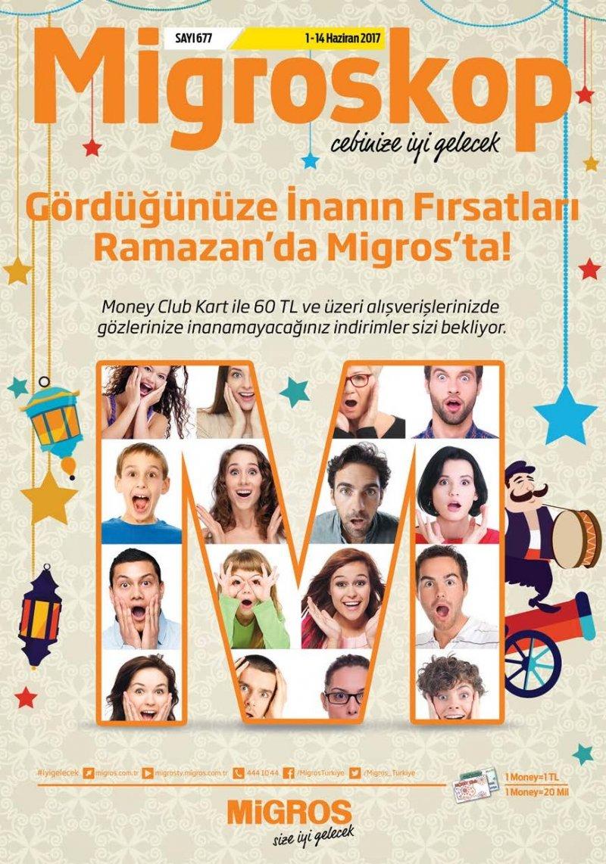 01 Haziran Migros Aktüel 2017 Sayfa 1