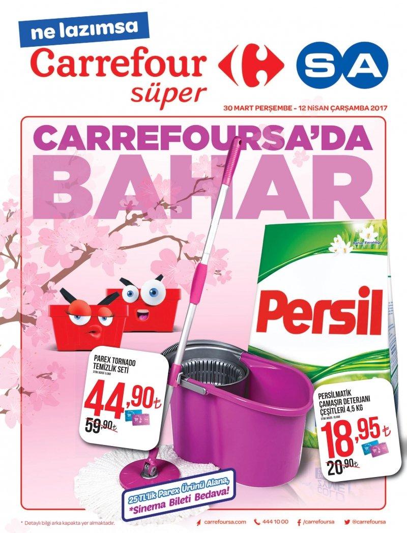 30 Mart Carrefour Süper Aktüel 2017 - Sayfa 1