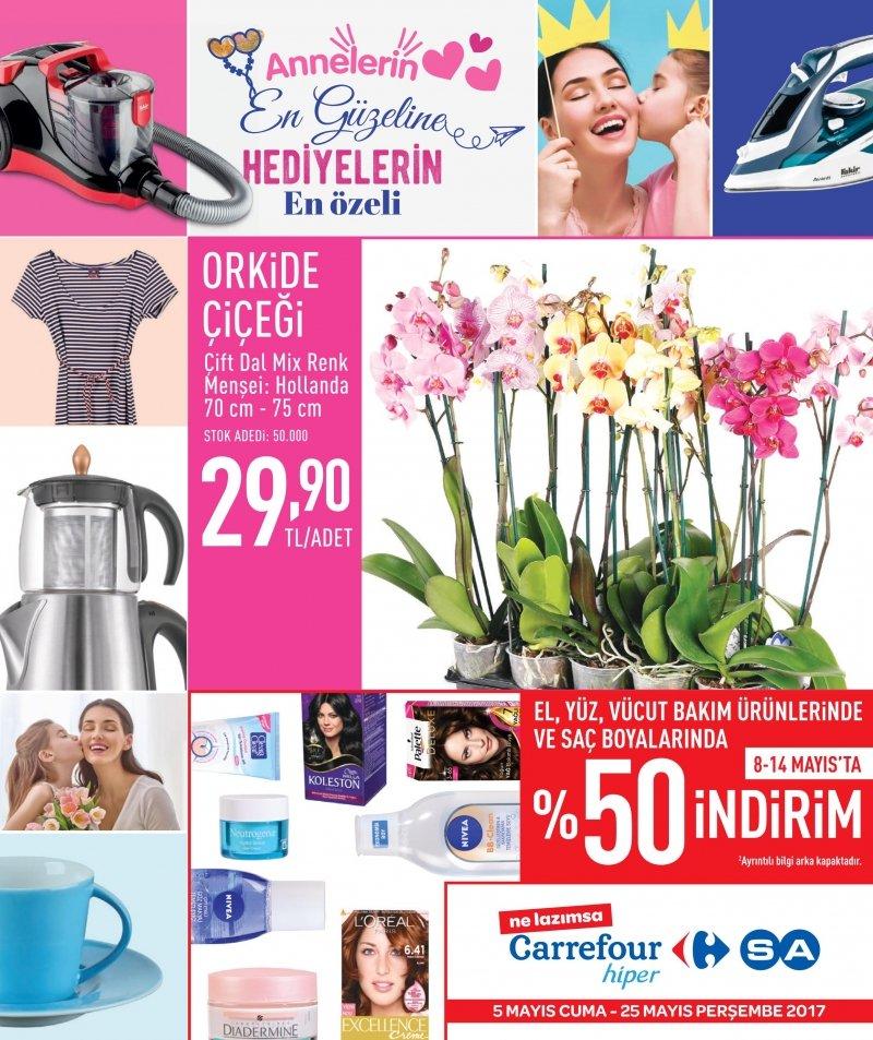 5 Mayıs Carrefour Hiper Aktüel 2017 - Sayfa 1
