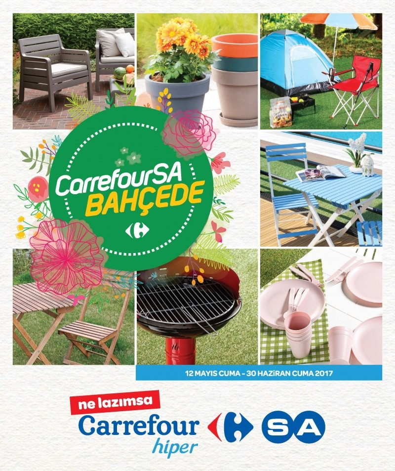 12 Mayıs Carrefour Hiper Aktüel 2017 - Sayfa 1