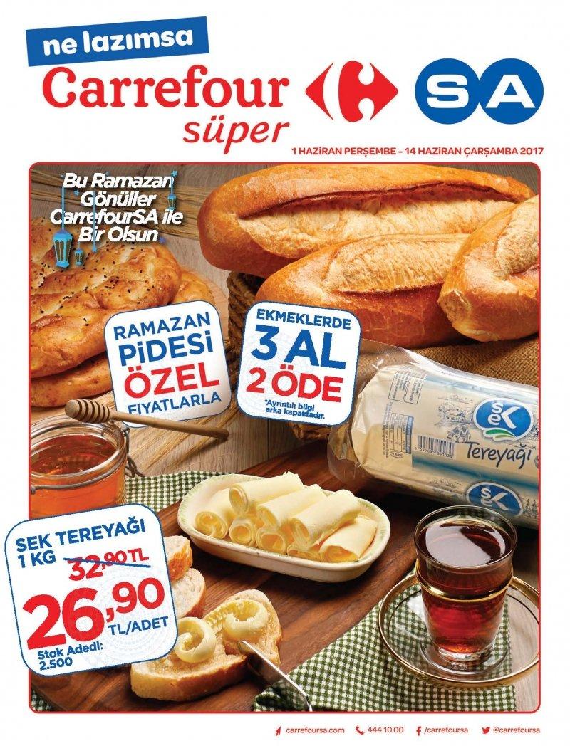 1 Haziran Carrefour Geleneksel Aktüel 2017 - Sayfa 1