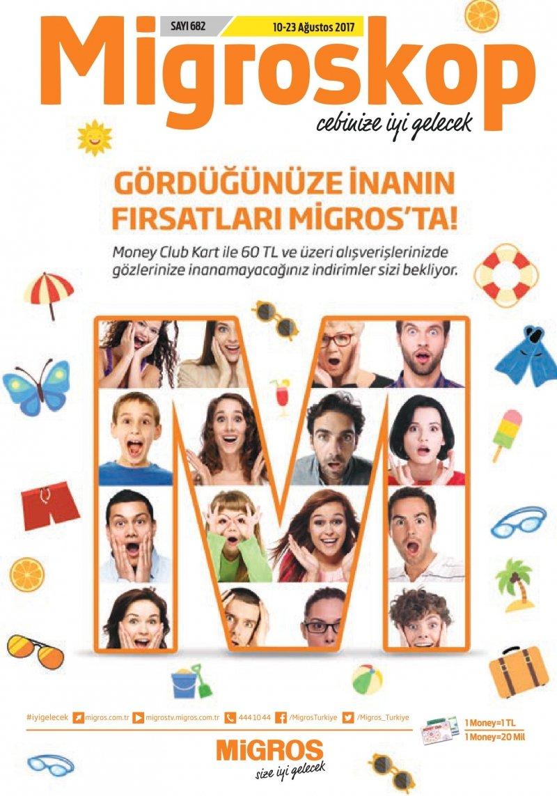 10 Ağustos Migros Aktüel 2017 - Sayfa 1