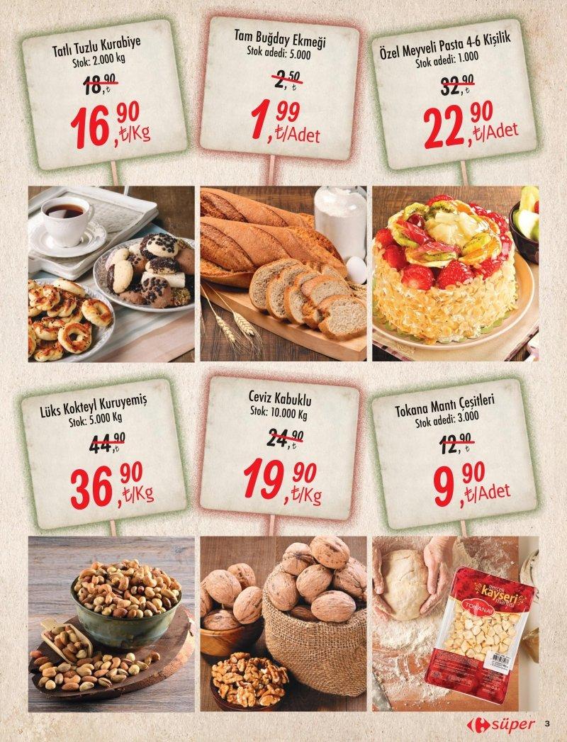 3 Ağustos Carrefour Aktüel 2017 - Sayfa 1