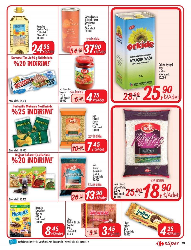 17 Ağustos Carrefour Geleneksel Aktüel 2017 - Sayfa 1