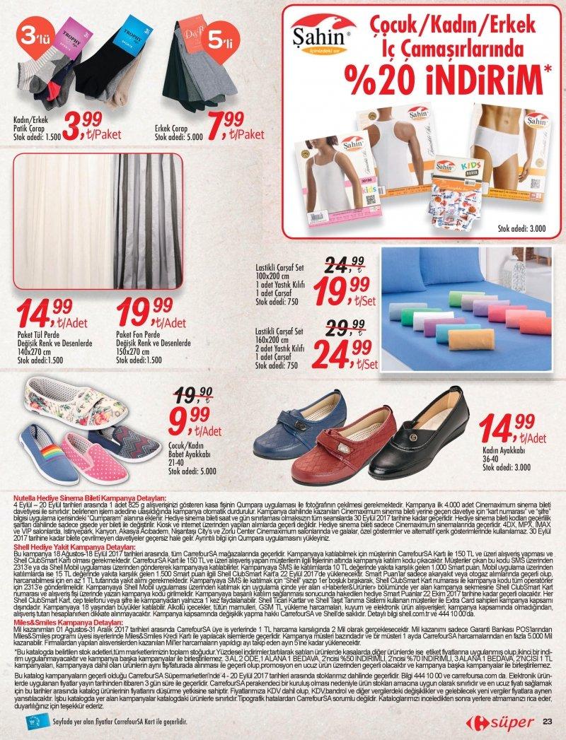 4 Eylül Carrefour Kentsel Aktüel 2017 - Sayfa 1