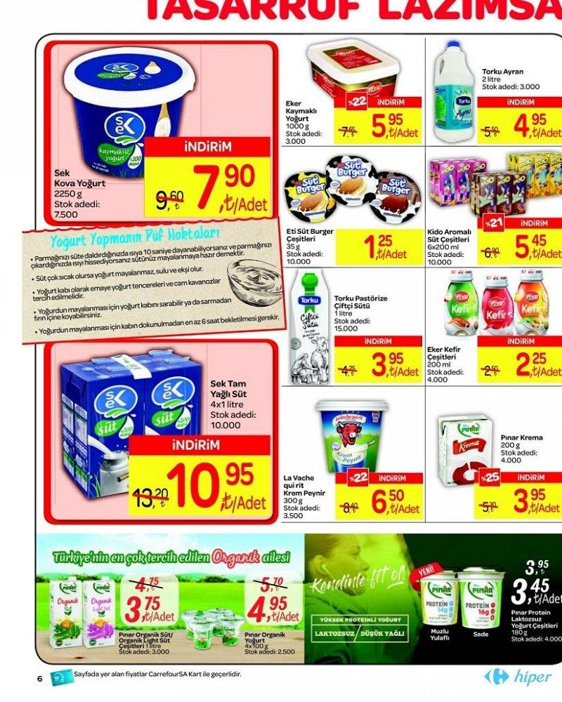 19 Ekim Carrefour Hiper Aktüel 2017 - Sayfa 1