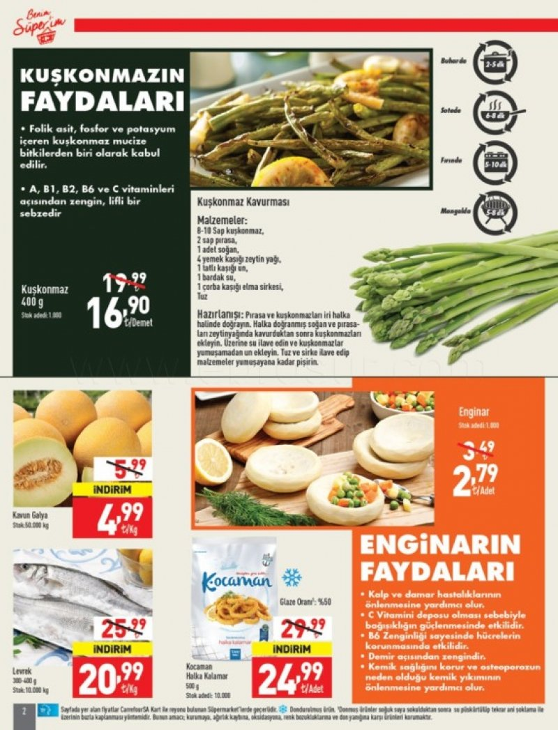 26 Nisan Carrefour Aktüel 2018 - Sayfa 1