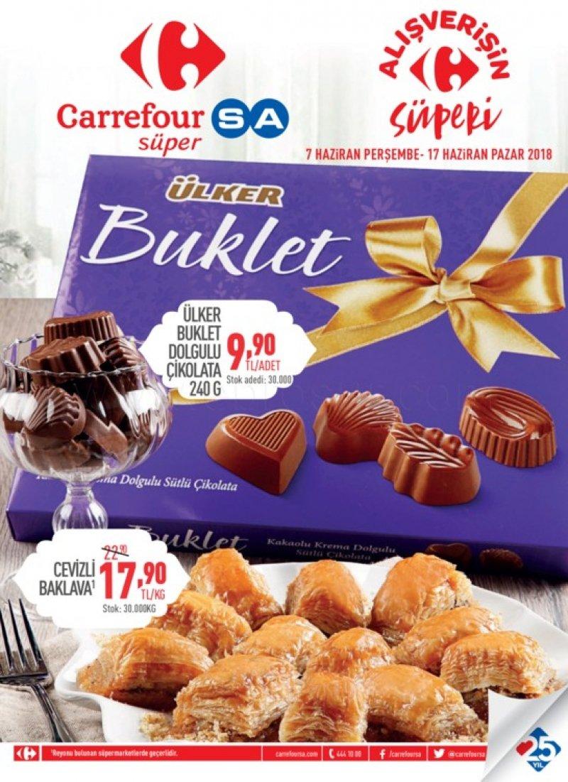 7 Haziran Carrefour Aktüel 2018 - Sayfa 1