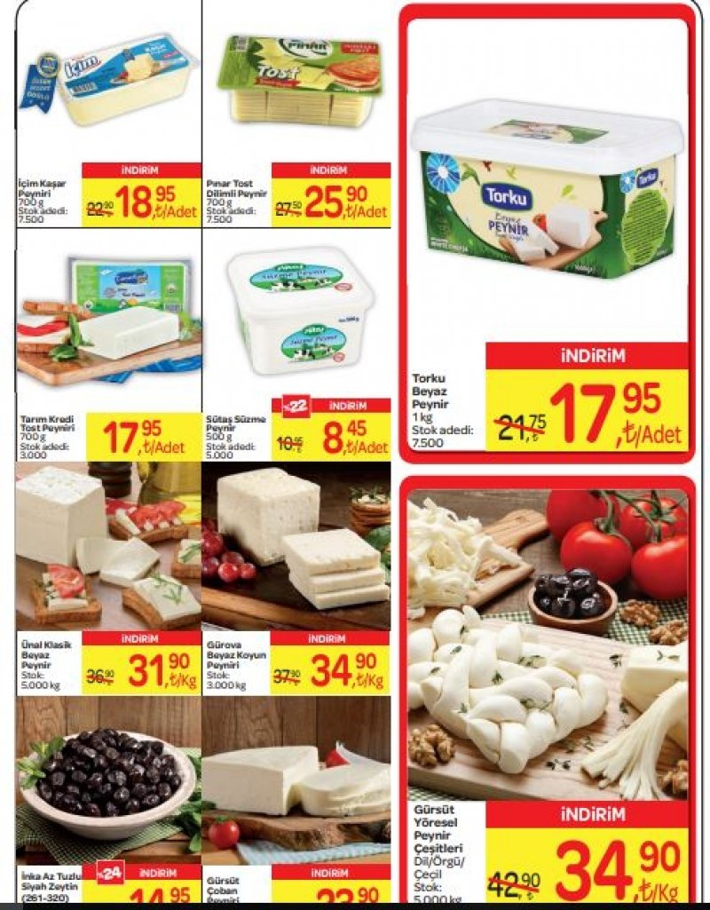 18 Haziran Carrefour Aktüel 2018 - Sayfa 1