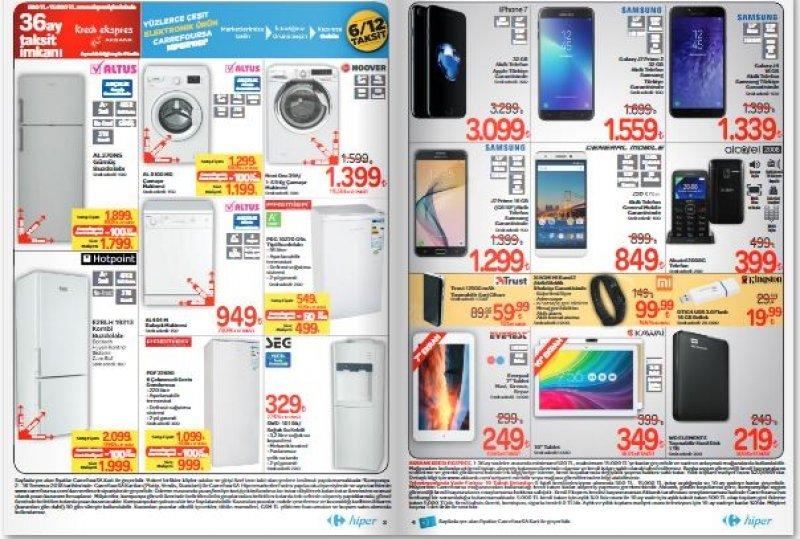 3 Temmuz Carrefour Aktüel 2018 - Sayfa 1