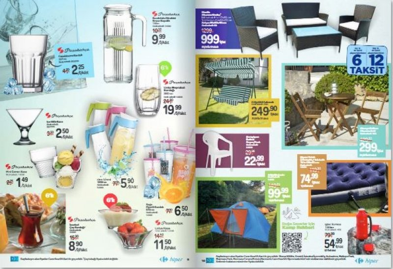 3 Temmuz Carrefour Hiper Aktüel 2018 - Sayfa 1