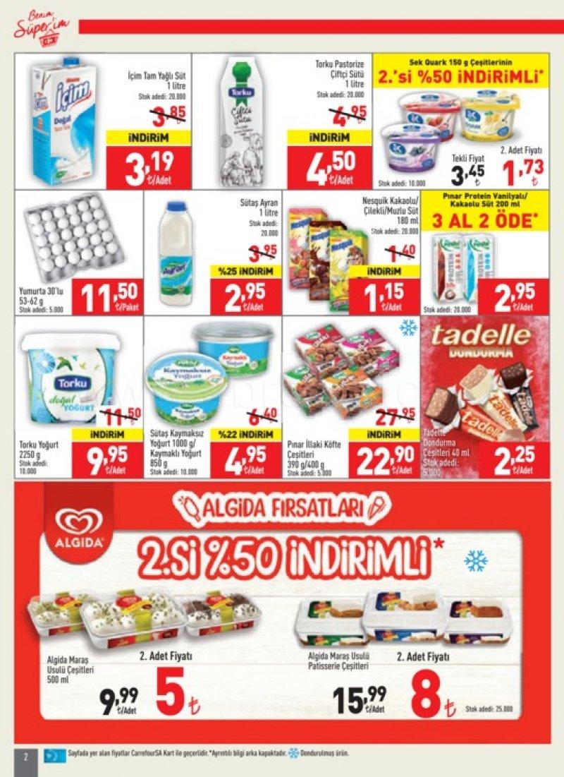4 Temmuz Carrefour Aktüel 2018 - Sayfa 2