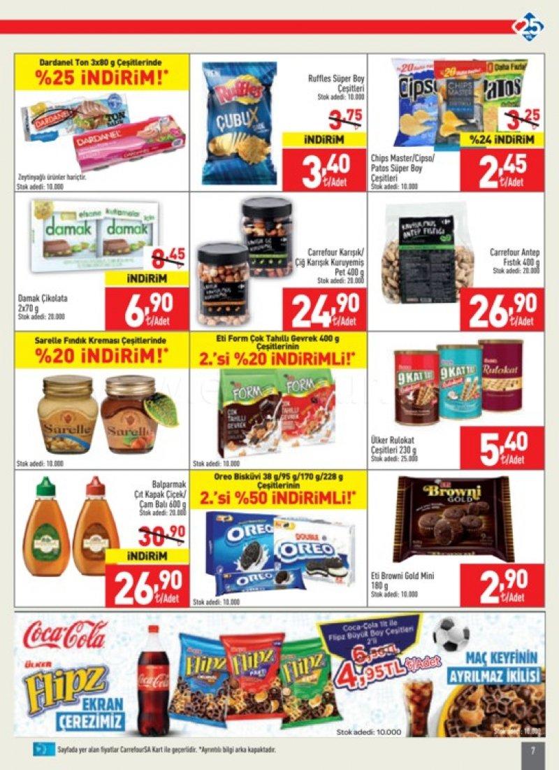 4 Temmuz Carrefour Hiper Aktüel 2018 - Sayfa 1