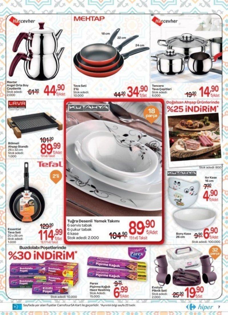 17 Temmuz Carrefour Aktüel 2018 - Sayfa 1