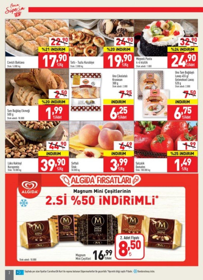 19 Temmuz Carrefour Aktüel 2018 - Sayfa 1